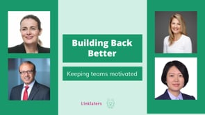 Keeping teams motivated