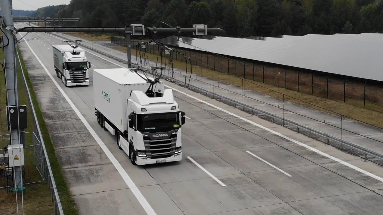 CGTN 2019  - Razer Feature - E-Trucks: A Hybrid Goods Transport Option