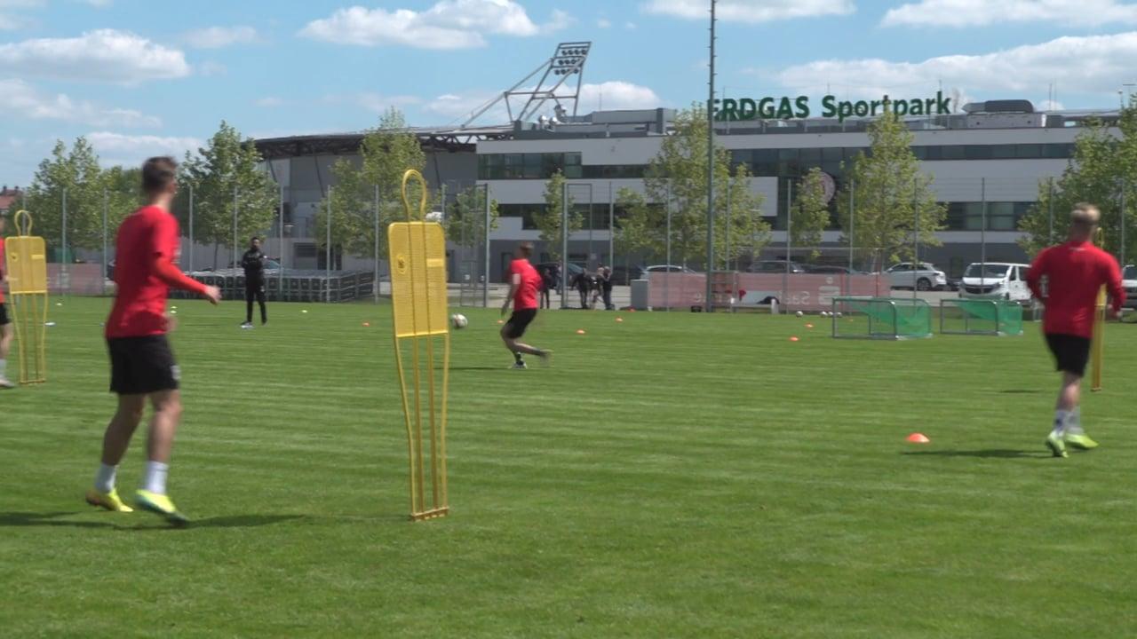 CGTN 2020 - Professional Football returns to Germany