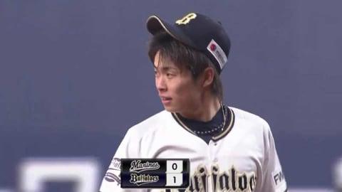 【7回表】バファローズ・山岡 7回無失点9奪三振の好投!! 2021/4/16 B-M