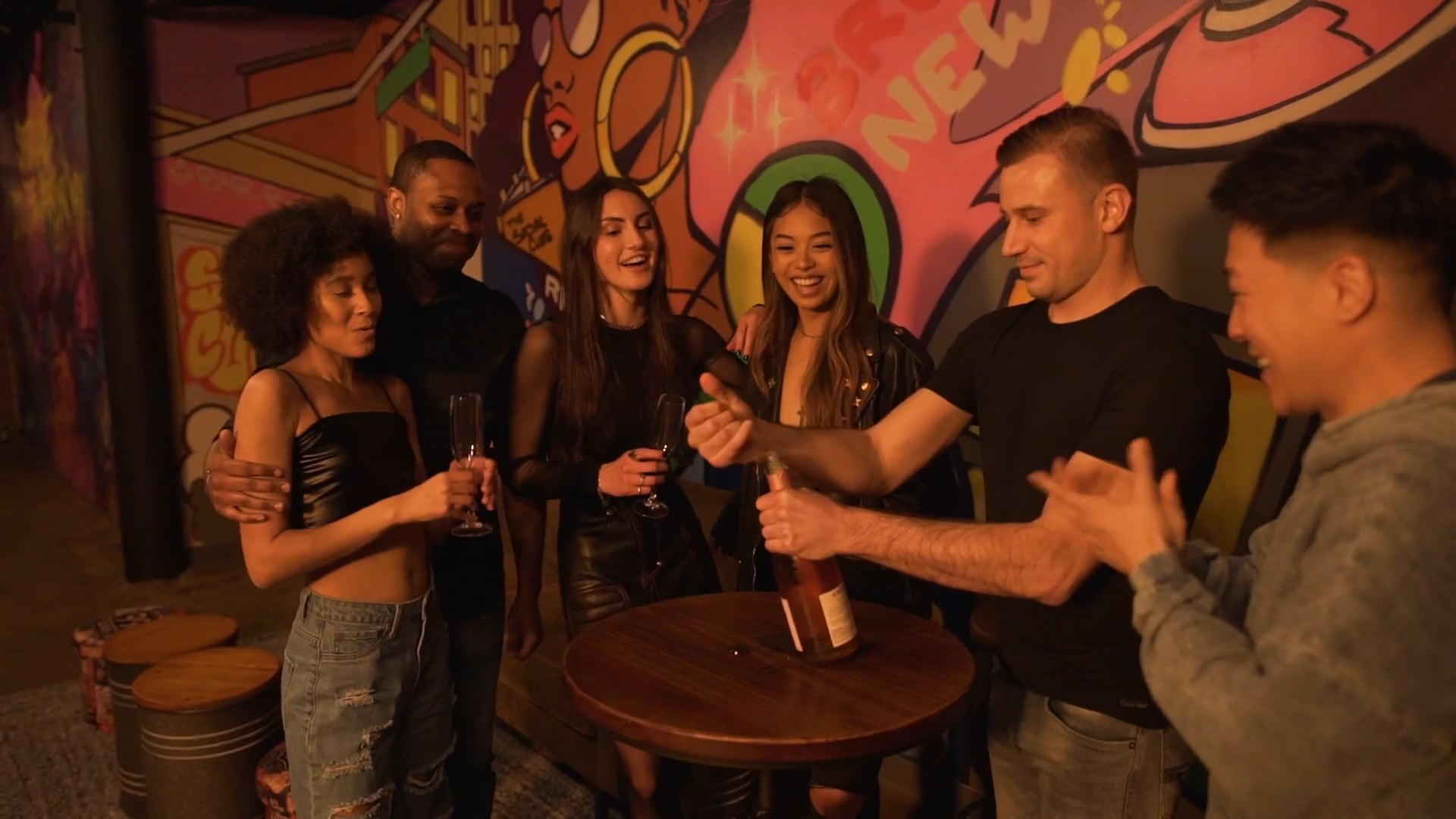 Social Cues - Event Space Video