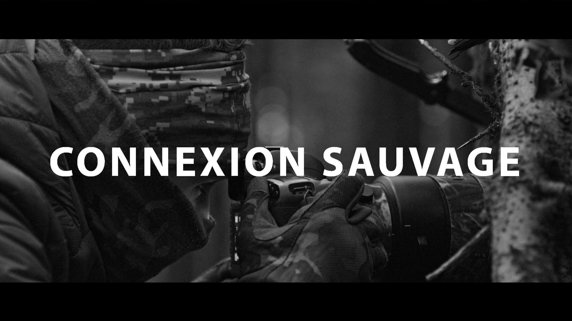 CONNEXION SAUVAGE - Un livre de Vincent Rannou