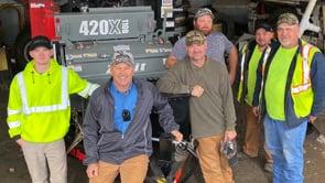 City of Fort Payne, AL - AZ420X - Small town road repairs