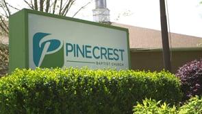 Pinecrest Baptist Church Revitalization   SBCV