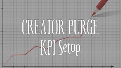 KPI Setup