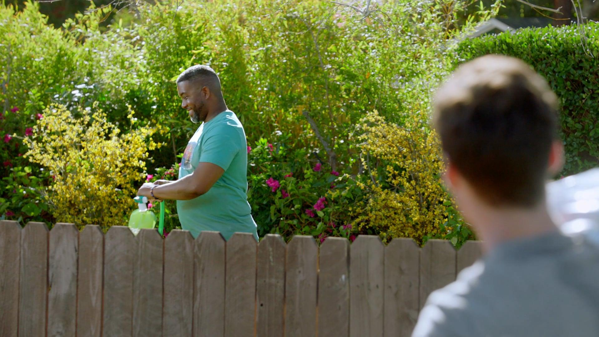 Connor Sullivan - Sunday Lawn Care Ad