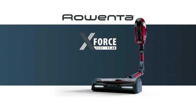Voix Off • Voice Talent David Joppart - Rowenta XForce Flex TVC