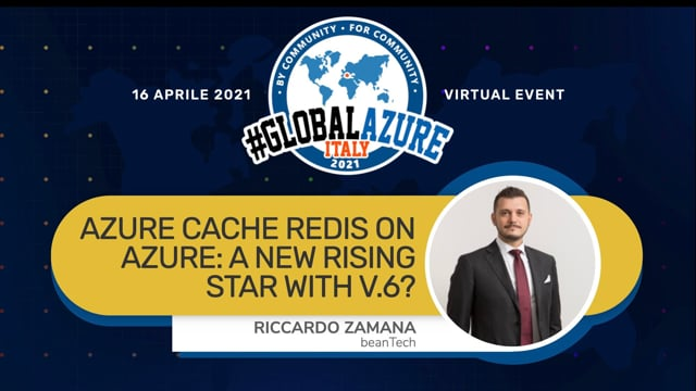 Azure cache Redis on Azure: a new rising star with V.6?