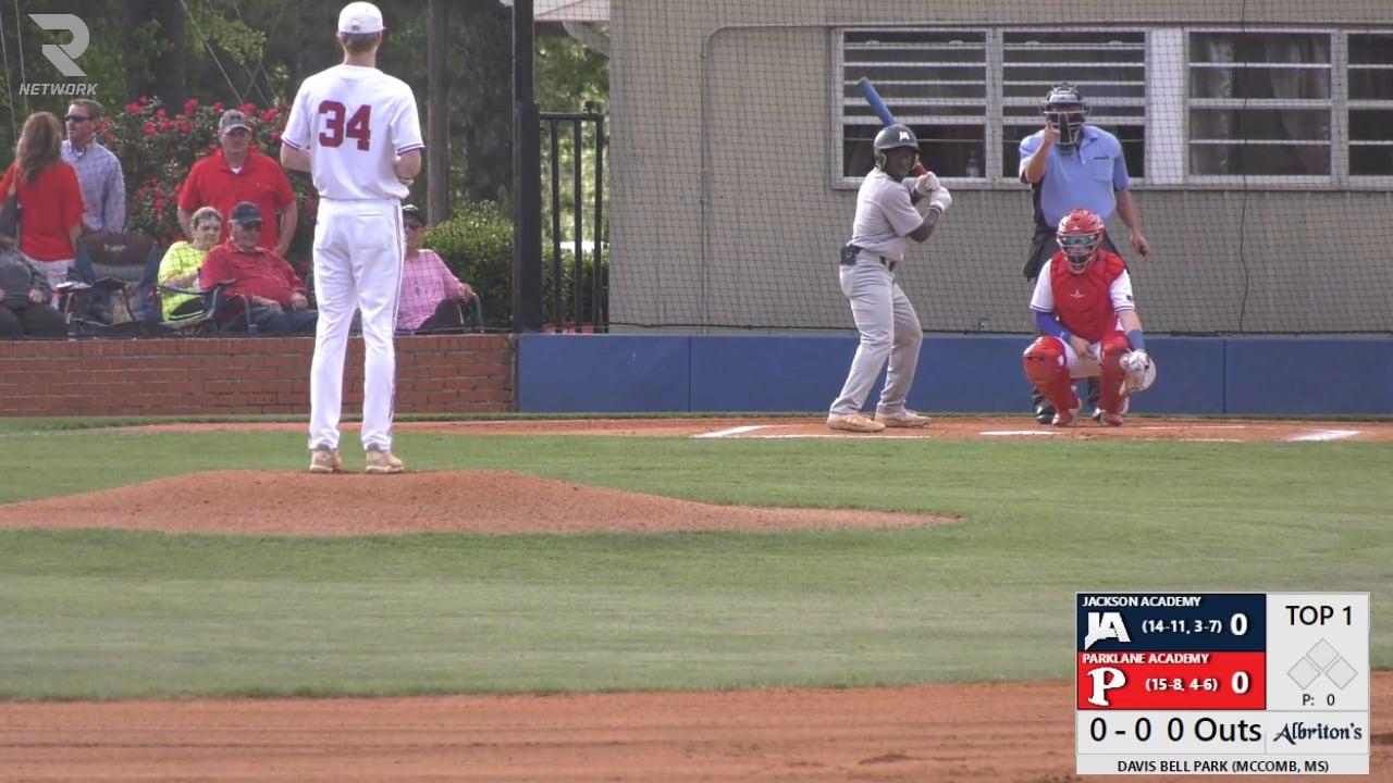 Varsity Baseball vs Parklane - Game 1 - 04-15-21