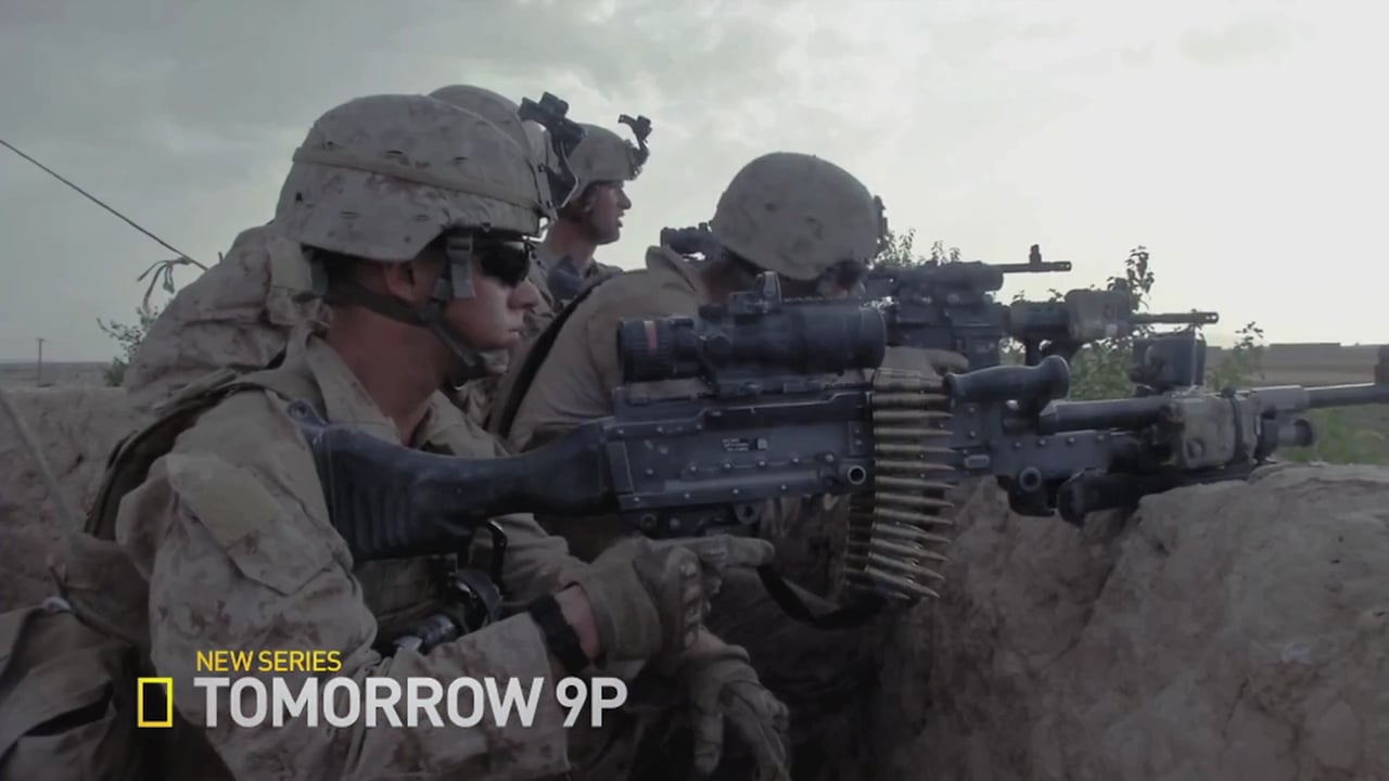 Battleground Afghanistan Episode 01 Promo - First Contact