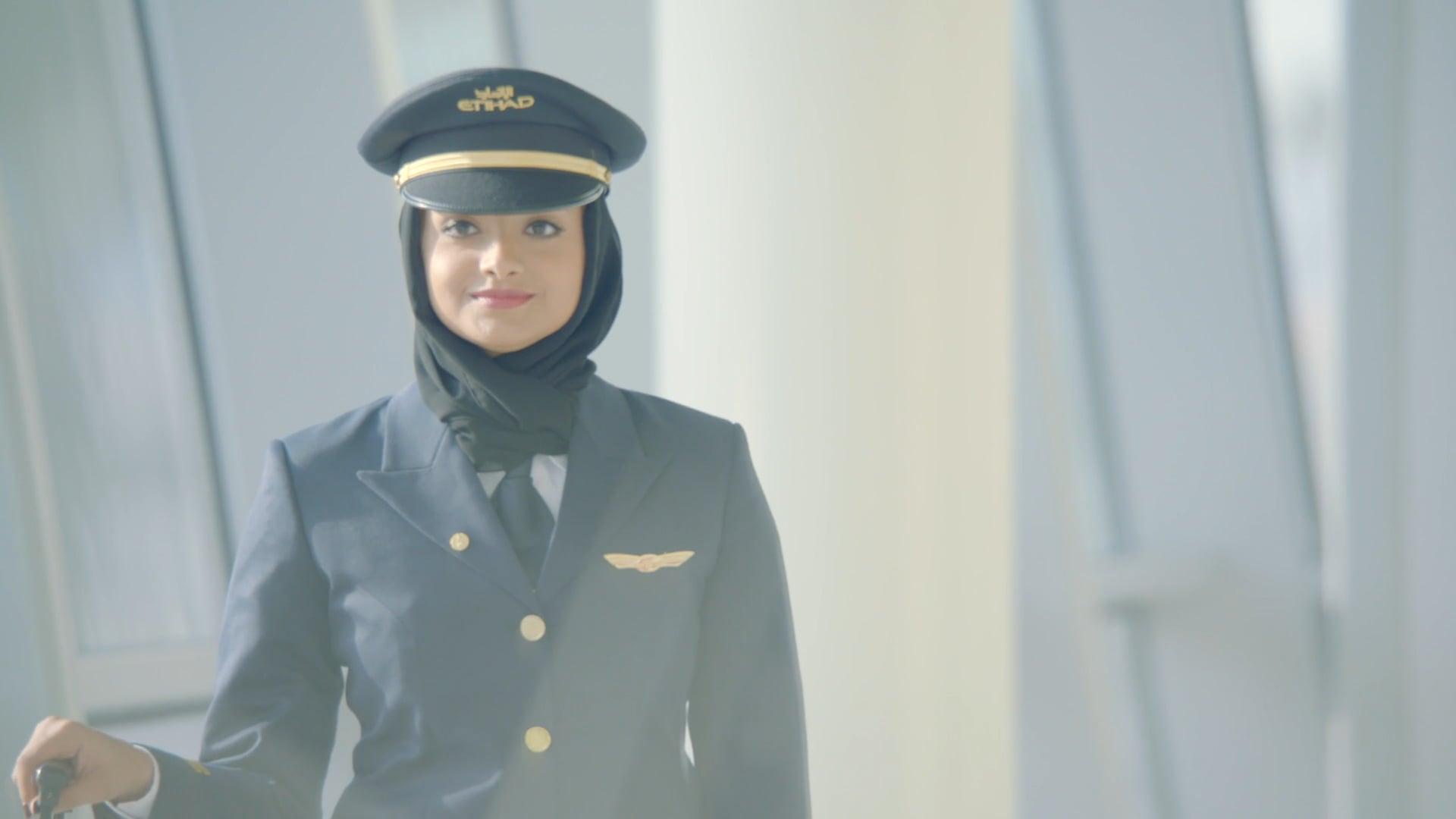 Etihad Airways - Music Video - Pilot