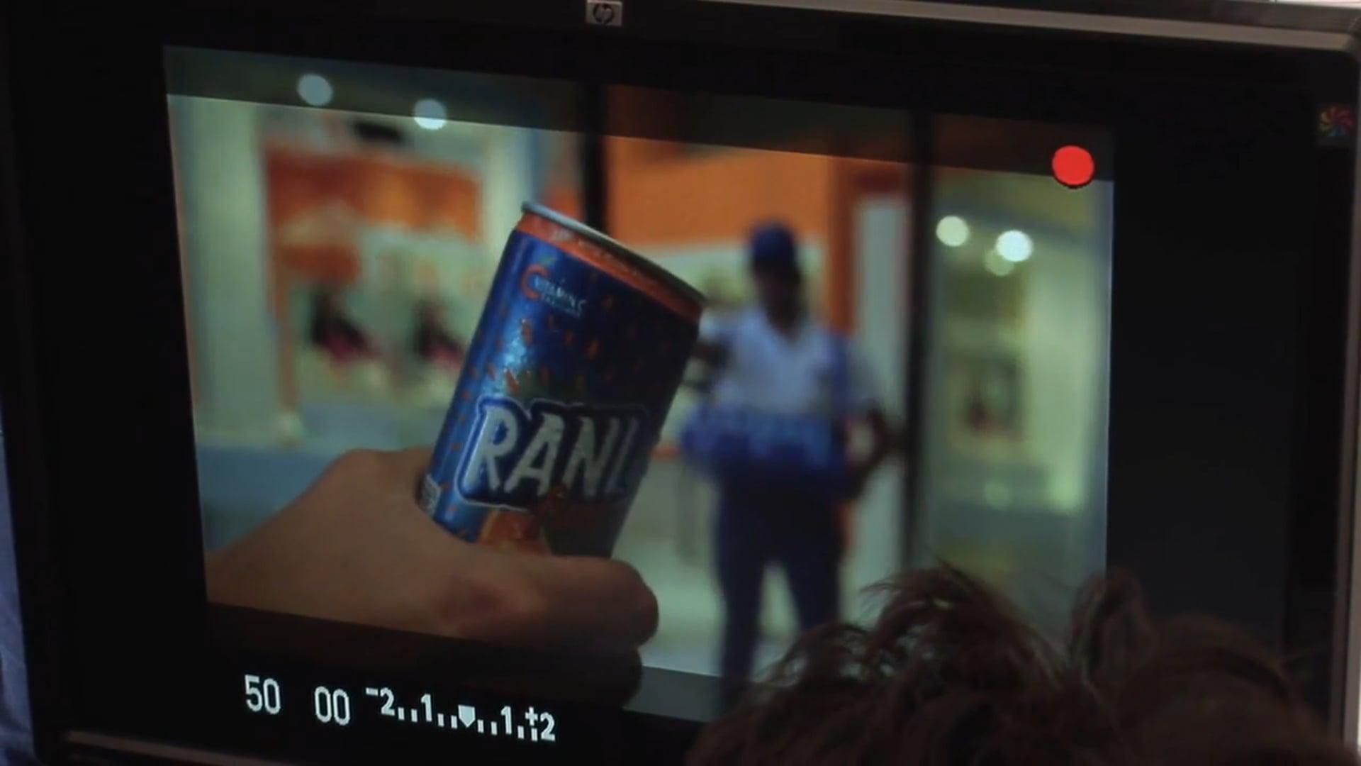 Rani Float TVC - The Making
