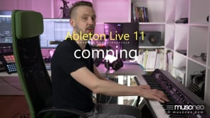 Ableton Live 11 | Comping
