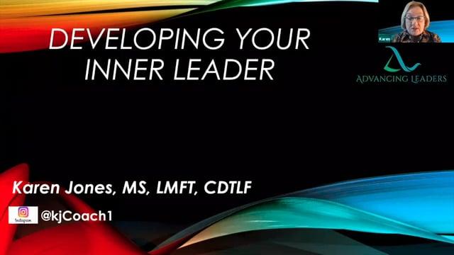 Developing Your Inner Leader