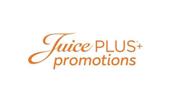 Juice Plus+ Promotions