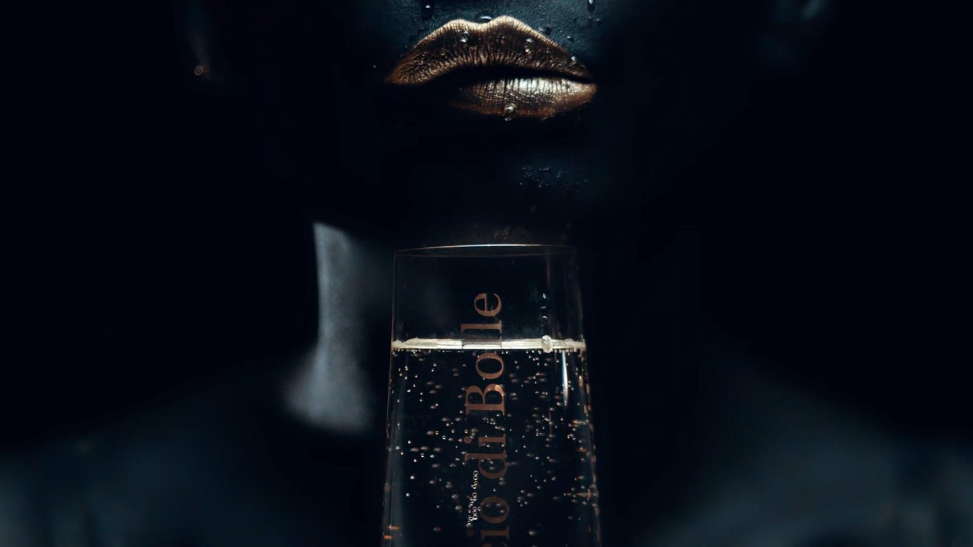 Commercial video for Bacio di Bolle