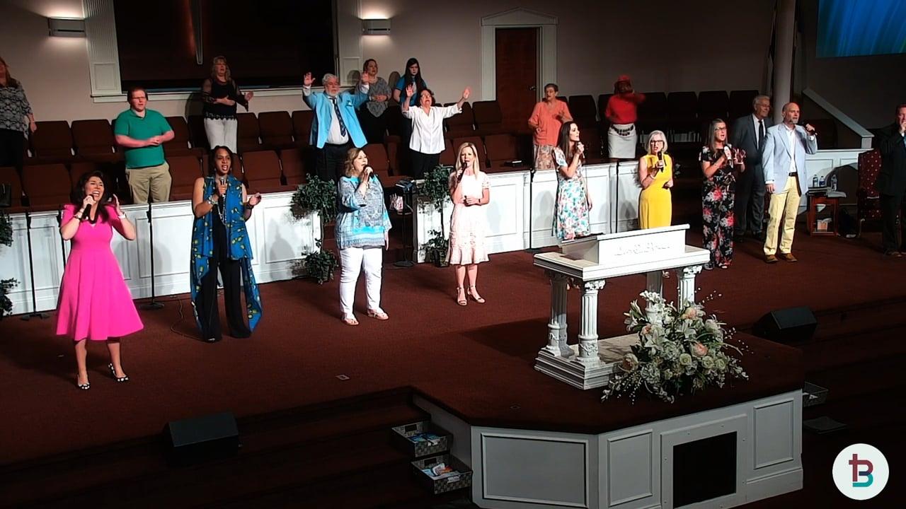 God Has Your Back: Bethesda Church of God