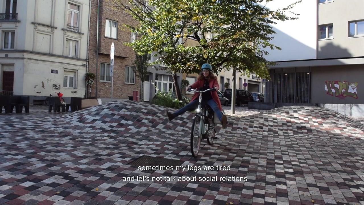 By Bike She Lives, a video by Alice Salimbeni
