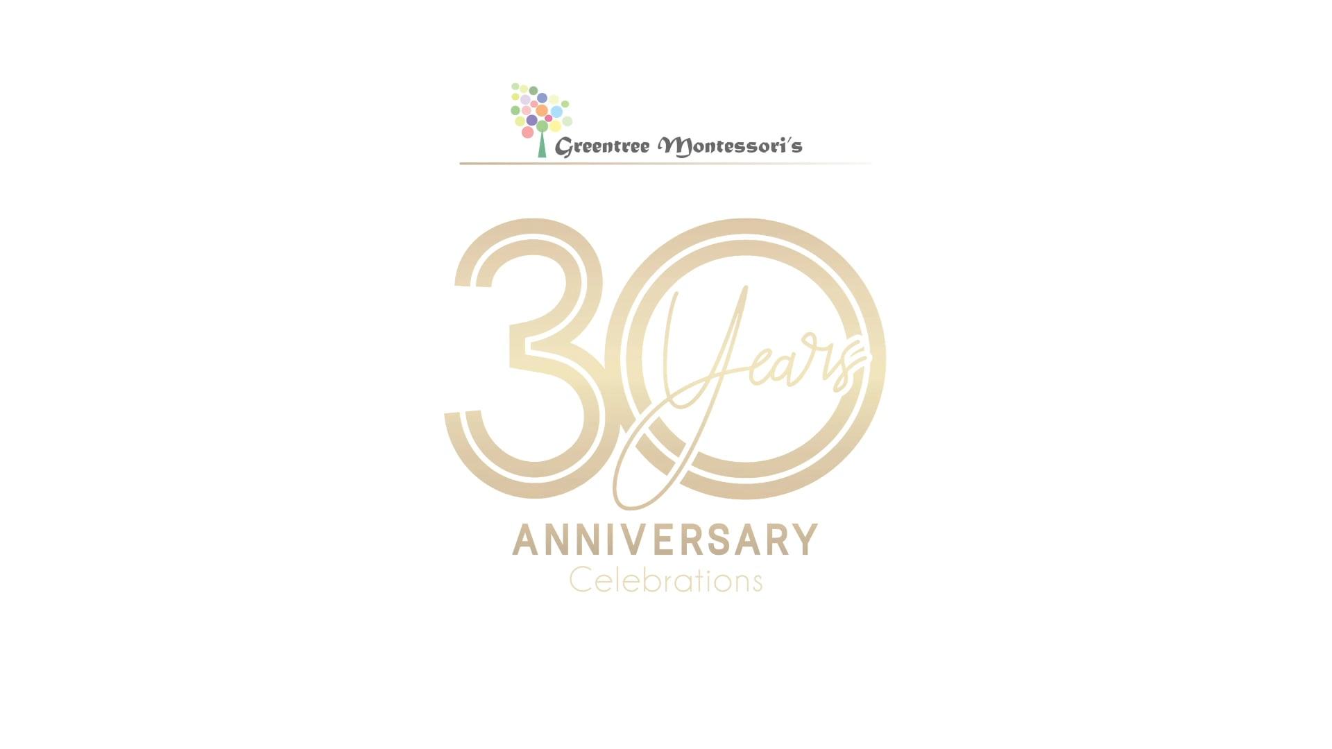 30th Anniversary Alumni Sharing - Ally