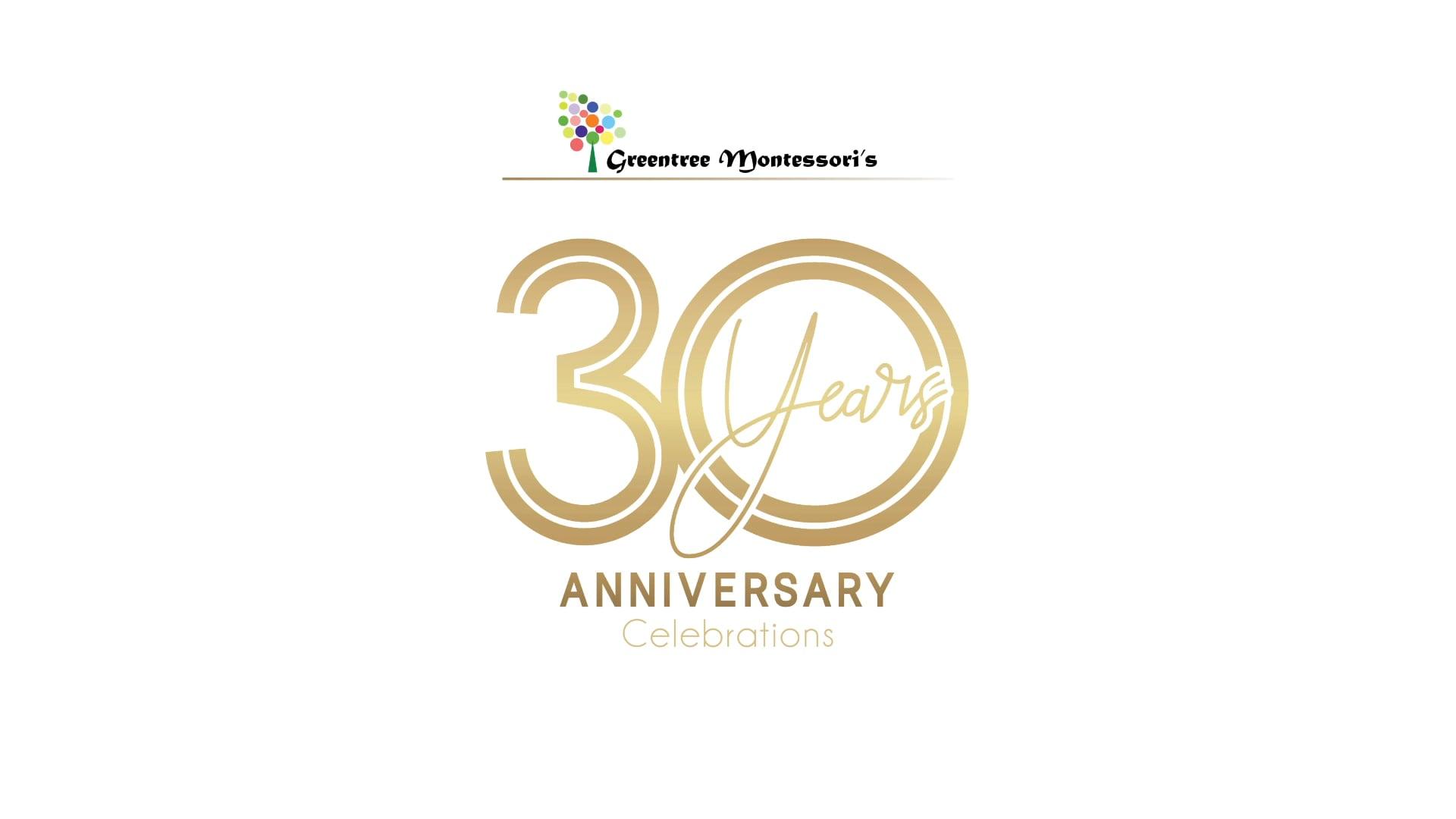 30th Anniversary Alumni Sharing - Scott