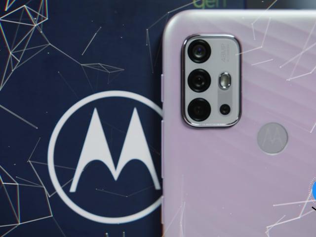 Motorola Moto G10 4/64GB Aurora Gray - 632485 - zdjęcie 7