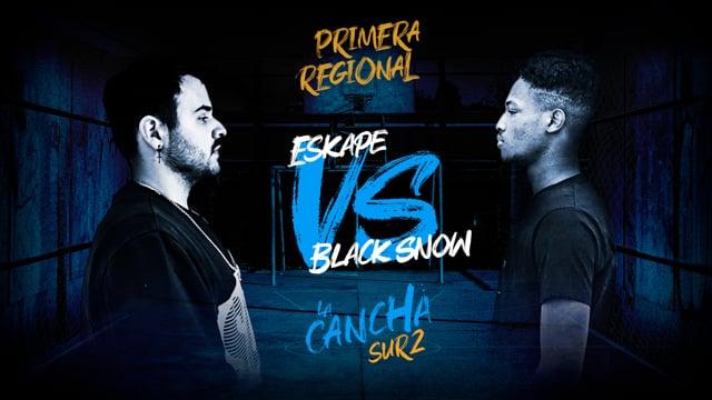 La Cancha Sur 2 | Octavos | Eskape vs Black Snow
