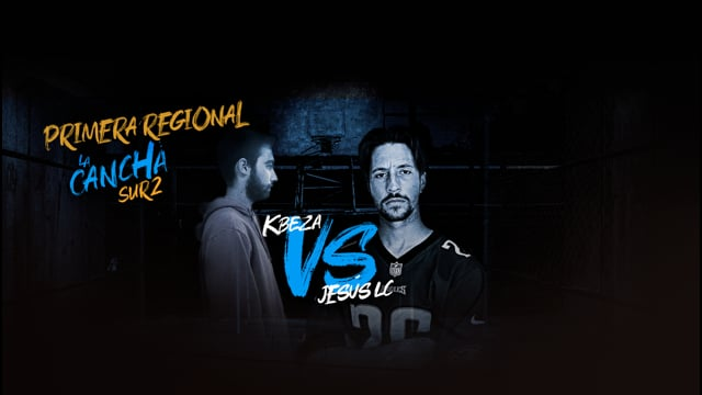 La Cancha sur 2 | Semifinal | Kbeza vs Jesús LC