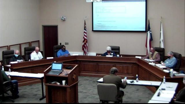 3-8-2021 Council Meeting