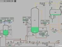 Gasoline hydrodesulfurization unit - Start-up of debutanizer (OTS)