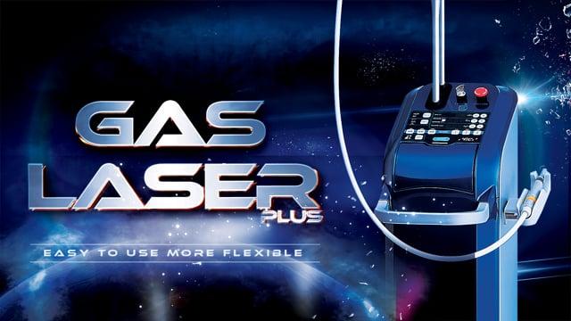【PV】炭酸ガスレーザー 「ガスレーザープラス」
