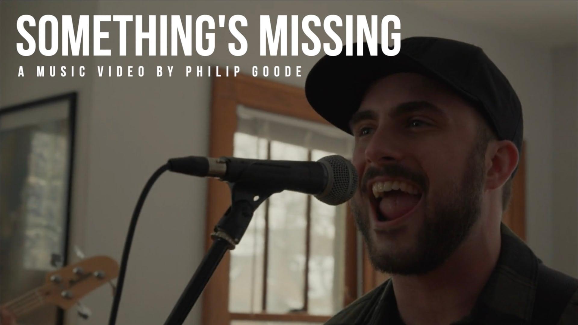 Something's Missing by Farhampton