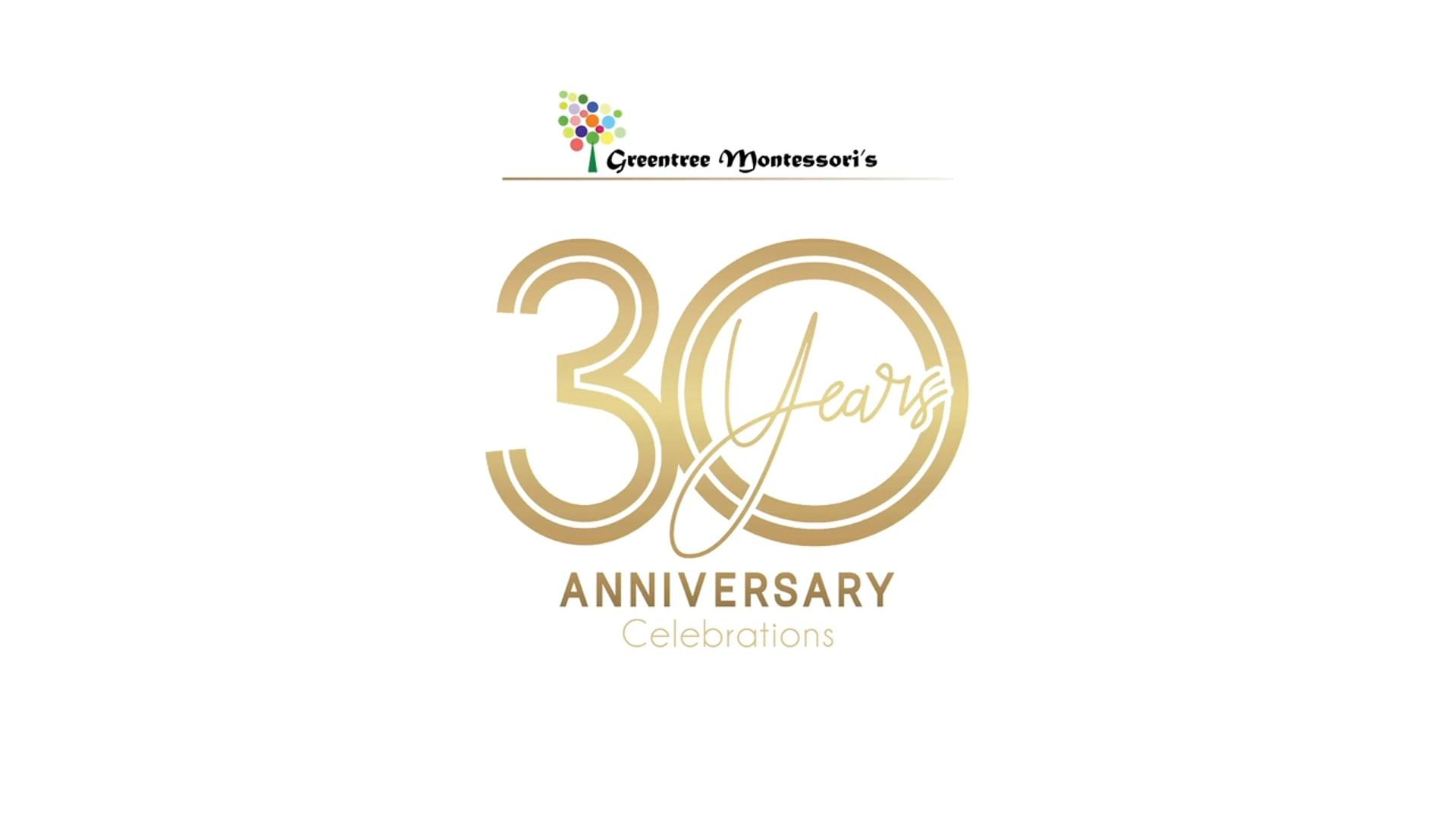 30th Anniversary Alumni Sharing - Rachel