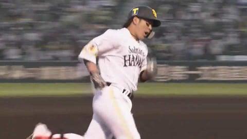 【2回裏】北九州で堂々の一発!! ホークス・甲斐が逆転の3ランホームランを放つ!! 2021/4/20 H-E