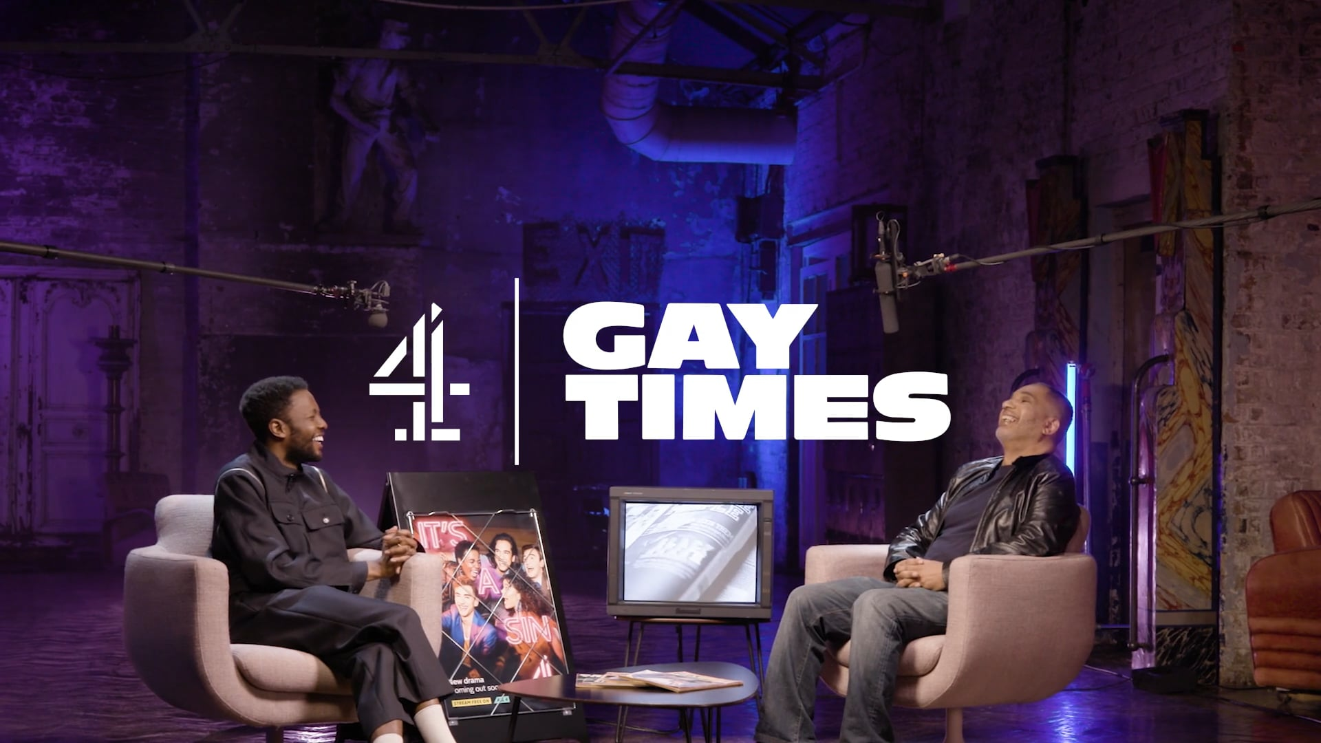 Channel 4 X GayTimes - It's a Sin EP1