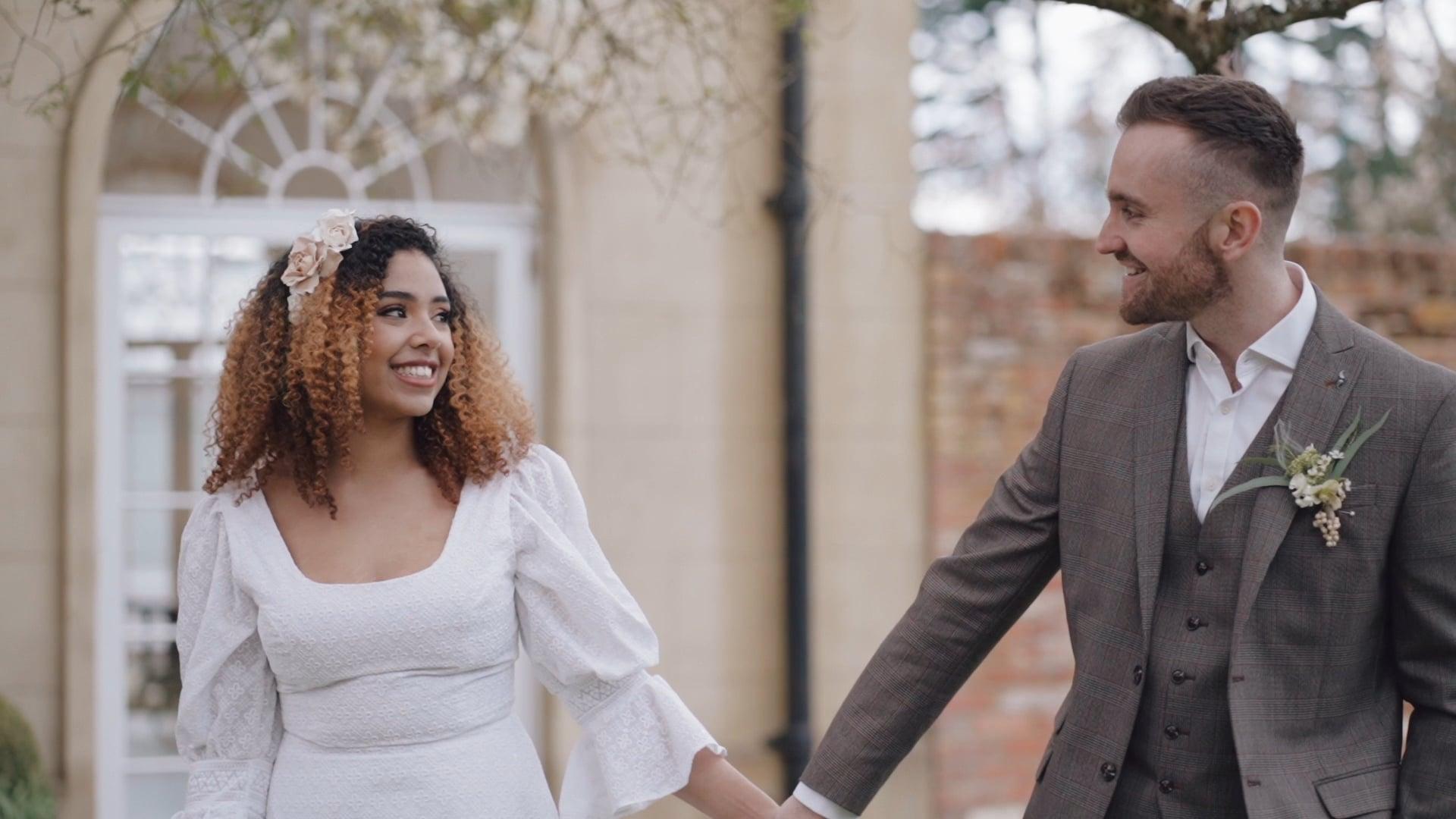 Wild Romantic Elopement Wedding