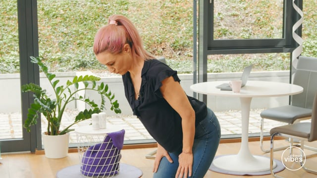 Yoga für Vielsitzer #02 Körperrückseite