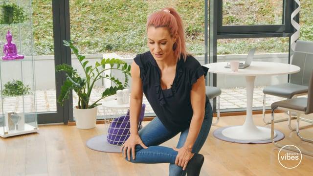 Yoga für Vielsitzer #07 Balance & Ausgleich