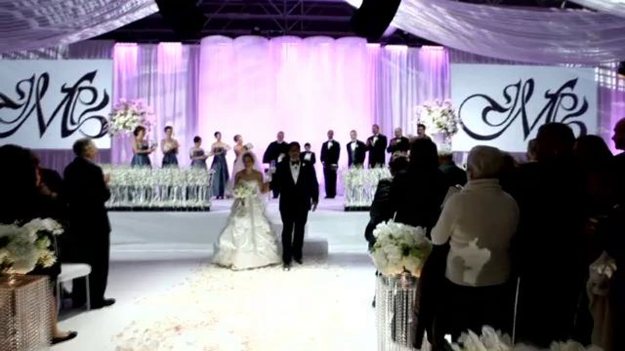 Frank Andonoplas and his Wedding On Ice - Promotional Film