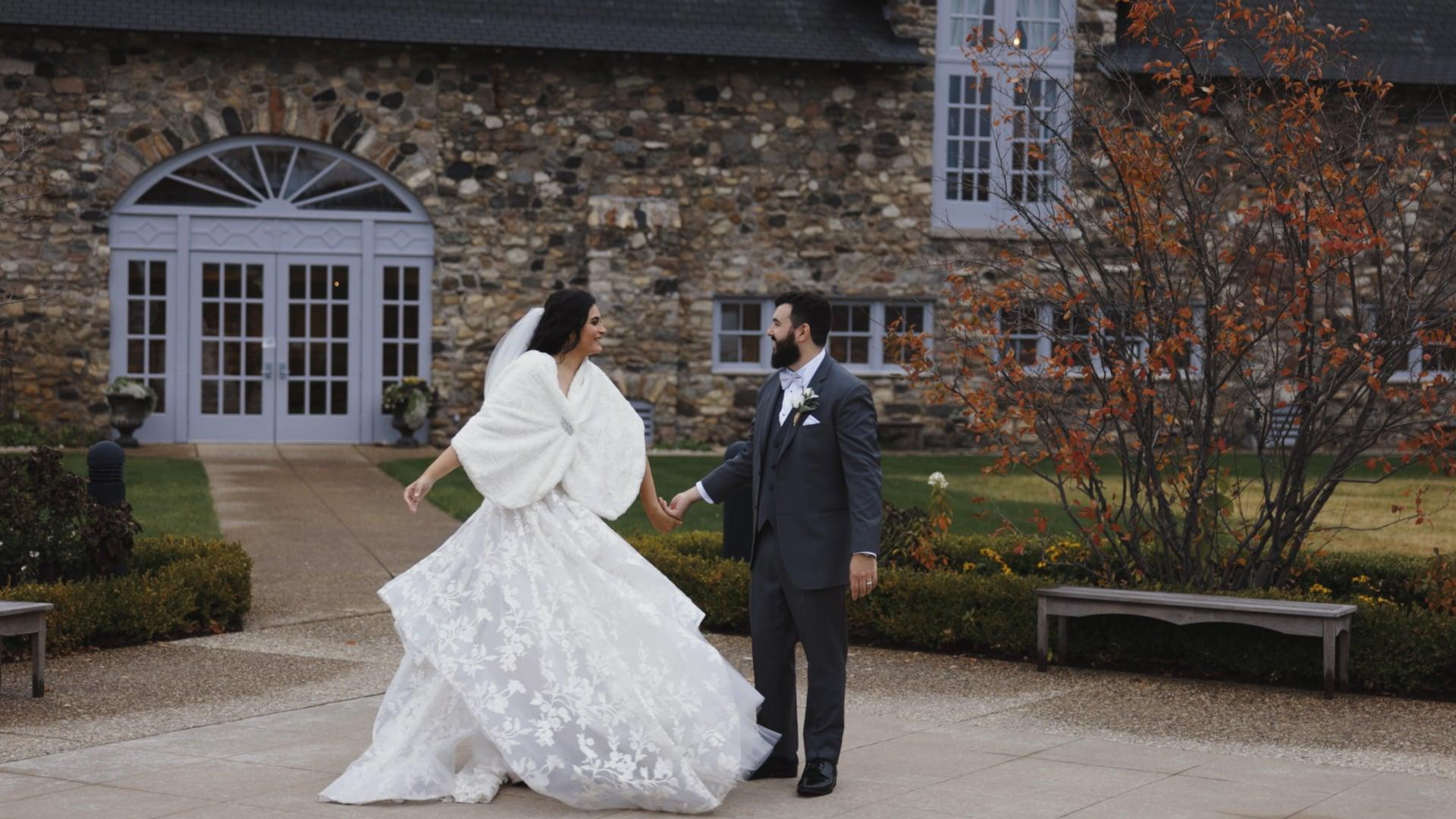 Jeremey + Tessa Wedding Highlight