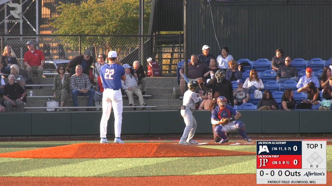 Varsity Baseball vs Prep - 04-20-21