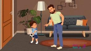 Как ругать ребенка?