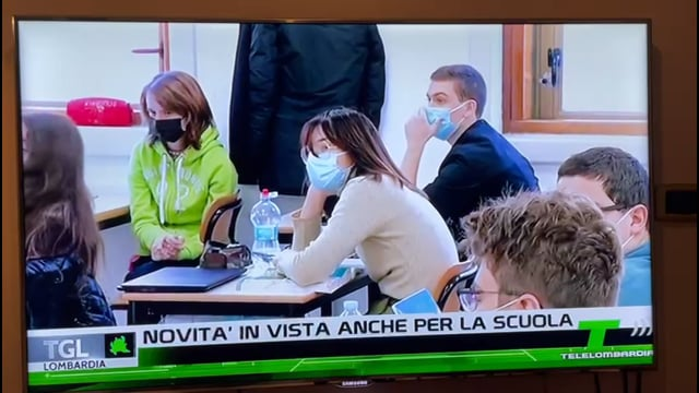 Telelombardia Focus Scuola FREUD