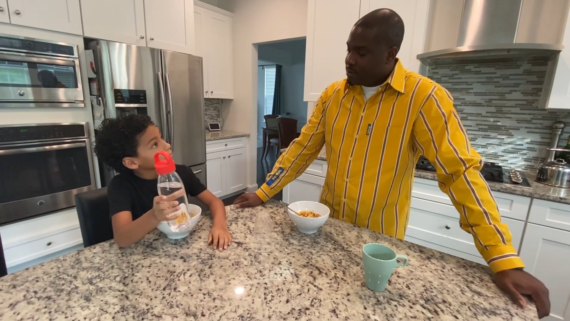 IKEA Families talk Earth Day
