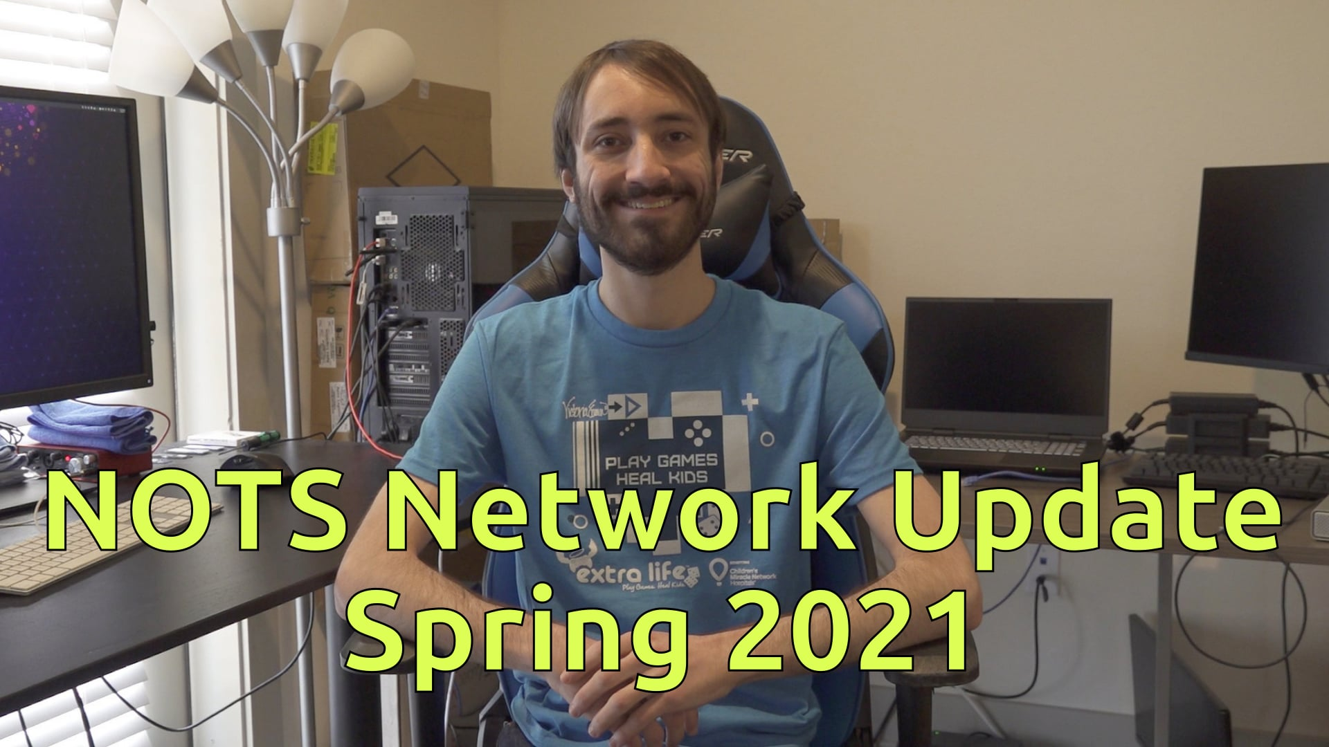 NOTS Network Update - Spring 2021