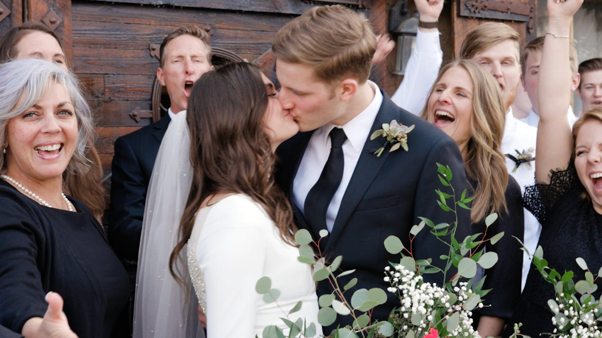 Matt + Taryn Wedding Highlight