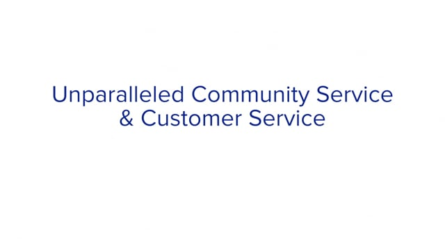 Bank of the Bluegrass, Unparelled Customer and Community Service