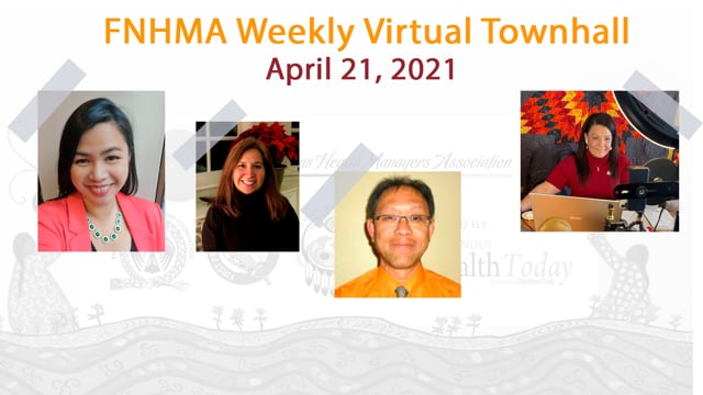 FNHMA Town Hall (ENG) APRIL 21, 2021