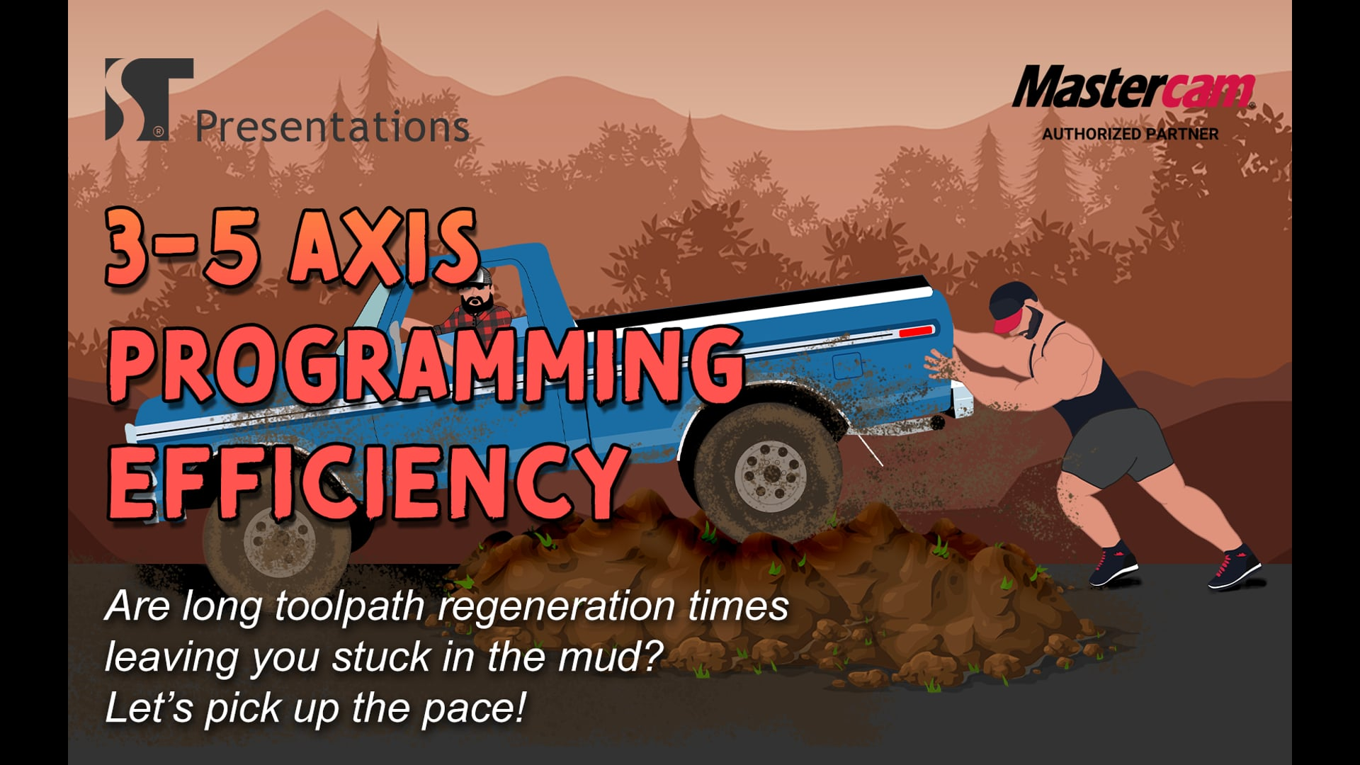 3-5 Axis Programming Efficiency