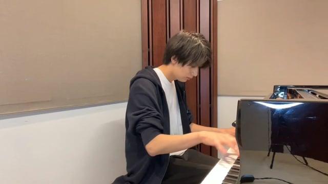 ピアノ、練習中。(迷走中)
