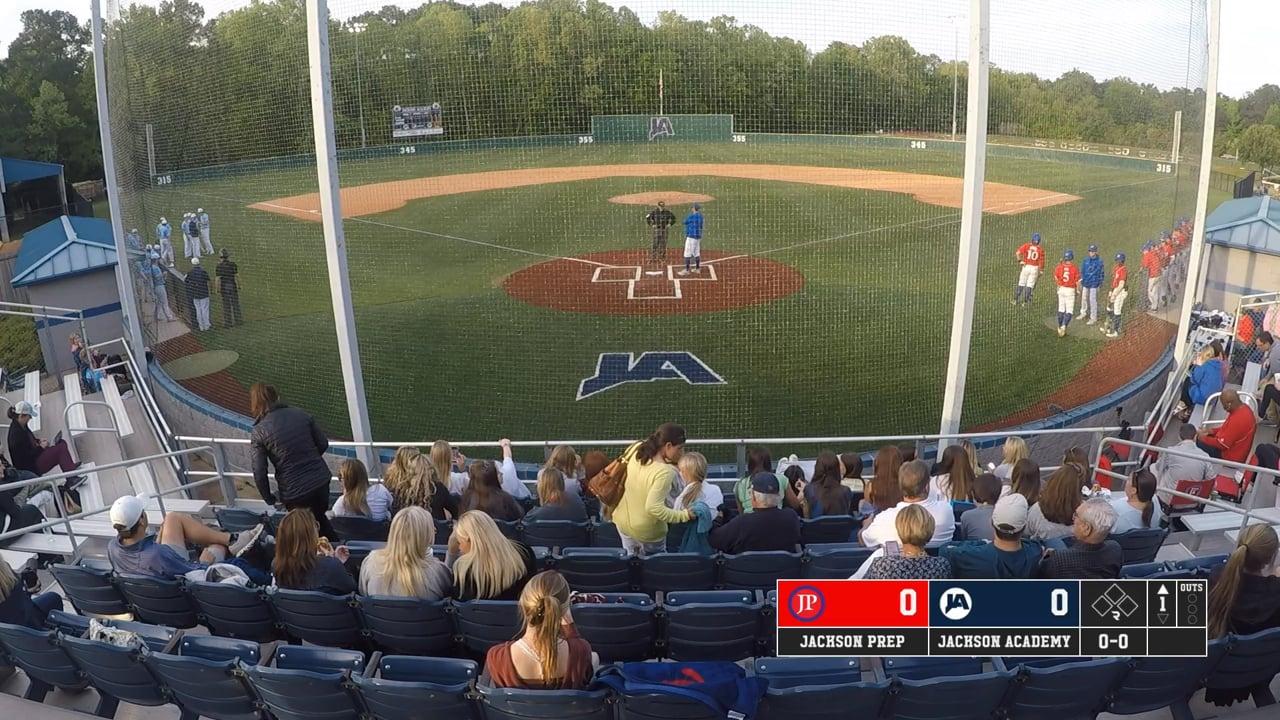 Varsity Baseball DH vs Prep Game 2- 04-22-21